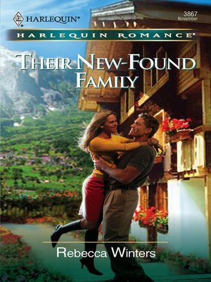 cover image of Their New-Found Family