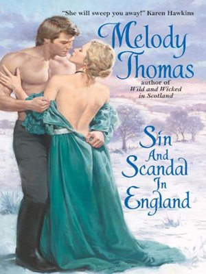 cover image of Sin and Scandal in England