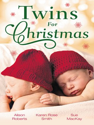 cover image of Twins For Christmas / A Little Christmas Magic / Twins Under His Tree / A Family This Christmas