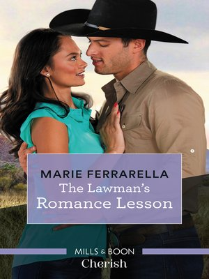 cover image of The Lawman's Romance Lesson