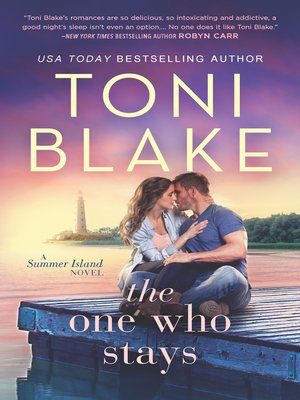 cover image of The One Who Stays