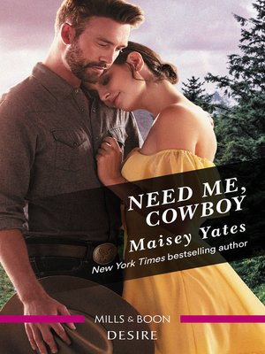 cover image of Need Me, Cowboy (A Copper Ridge Desire 6)