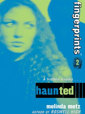 cover image of Fingerprints- Book 2: Haunted