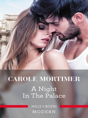 cover image of A Night In the Palace