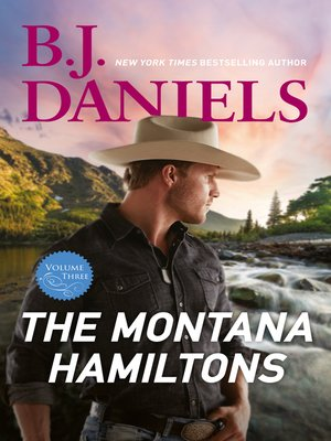 cover image of The Montana Hamiltons Series, Volume 3