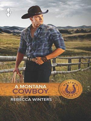 cover image of A Montana Cowboy