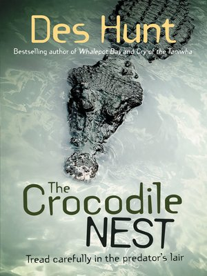 cover image of The Crocodile Nest