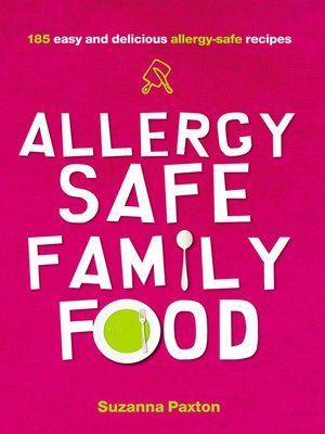 cover image of Allergy-Safe Family Food