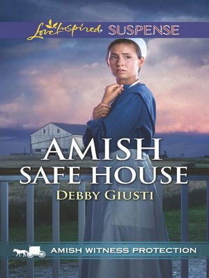 cover image of Amish Safe House