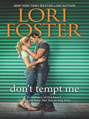 cover image of Don't Tempt Me