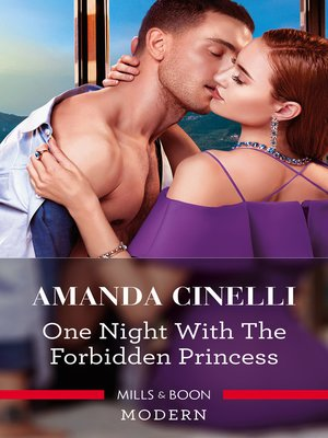 cover image of One Night with the Forbidden Princess