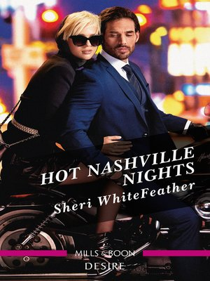 cover image of Hot Nashville Nights