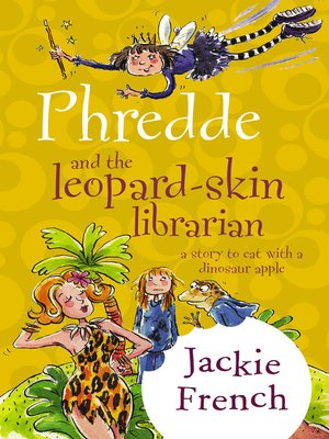 cover image of Phredde and the Leopard-Skin Librarian