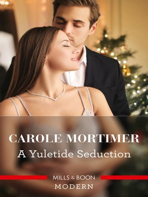 cover image of A Yuletide Seduction