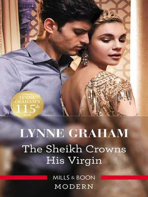 cover image of The Sheikh Crowns His Virgin