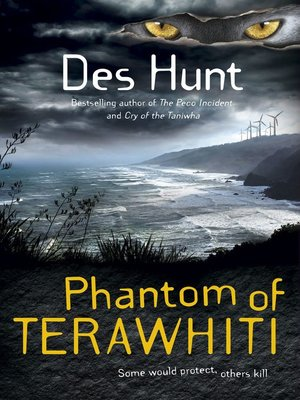 cover image of Phantom of Terawhiti