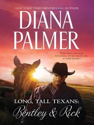 cover image of Long, Tall Texans--Bentley & Rick