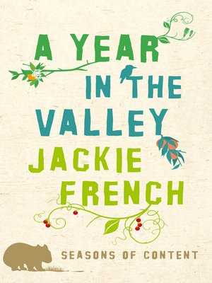 cover image of Year in the Valley