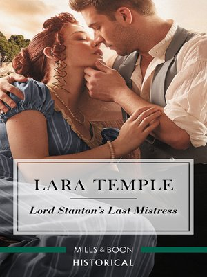cover image of Lord Stanton's Last Mistress