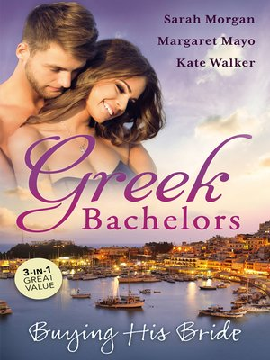 cover image of Greek Bachelors