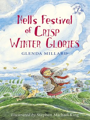 cover image of Nell's Festival of Crisp Winter Glories