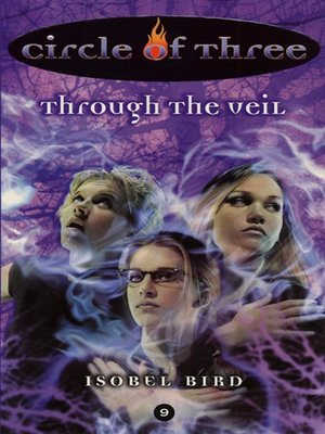 cover image of Circle of Three- Book 9: Through the Veil