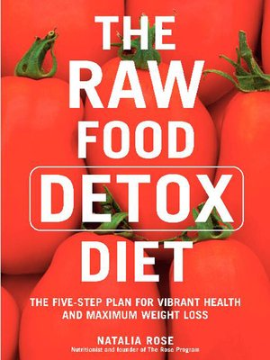 cover image of The Raw Food Detox Diet
