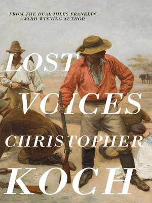 cover image of Lost Voices