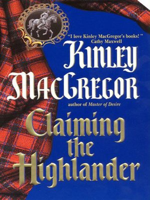 cover image of Claiming the Highlander