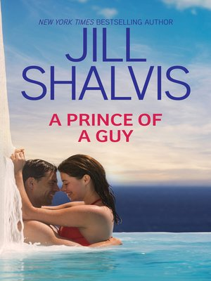 cover image of A Prince of a Guy