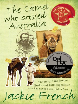 cover image of The Camel Who Crossed Australia
