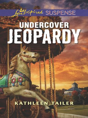 cover image of Undercover Jeopardy