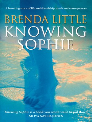 cover image of Knowing Sophie