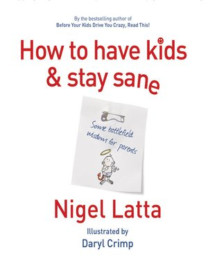 cover image of How to Have Kids and Stay Sane