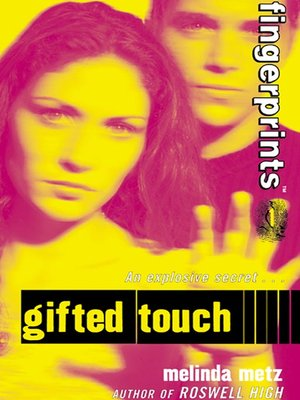 cover image of Fingerprints- Book 1: Gifted Touch