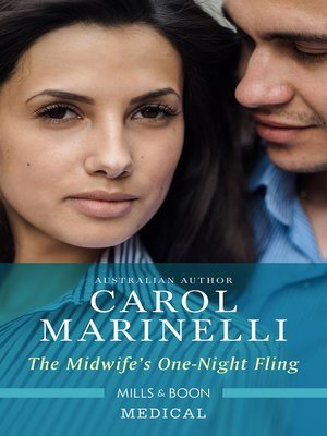 cover image of The Midwife's One-Night Fling