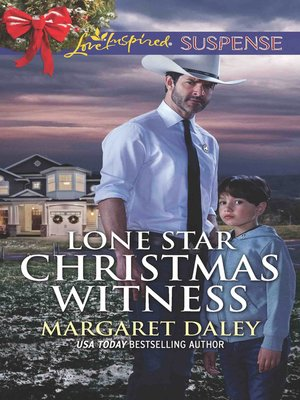 cover image of Lone Star Christmas Witness
