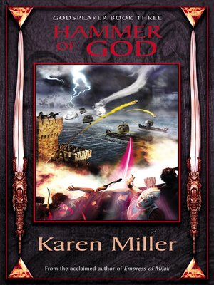cover image of Hammer of God