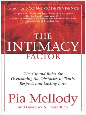 cover image of The Intimacy Factor