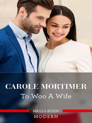 cover image of To Woo a Wife