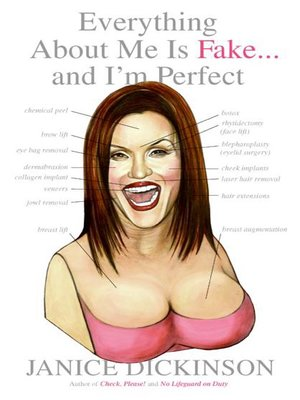 cover image of Everything About Me Is Fake...And I'm Perfect