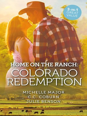 cover image of Home On the Ranch: Colorado Redemption / A Kiss on Crimson Ranch / Colorado Fireman / Roping the Rancher