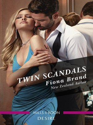 cover image of Twin Scandals