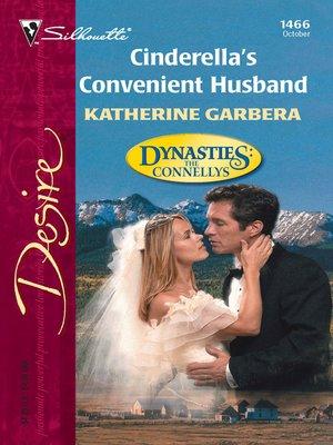 cover image of Cinderella's Convenient Husband