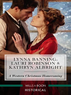 cover image of A Western Christmas Homecoming / Christmas Day Wedding Bells / Snowbound In Big Springs / Christmas With the Outlaw