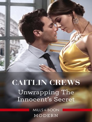cover image of Unwrapping the Innocent's Secret