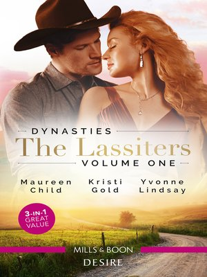 cover image of Dynasties: The Lassiters, Volume 1