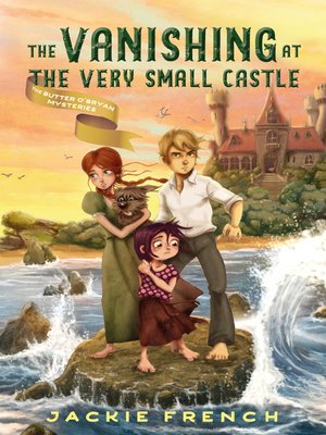 cover image of The Vanishing at the Very Small Castle