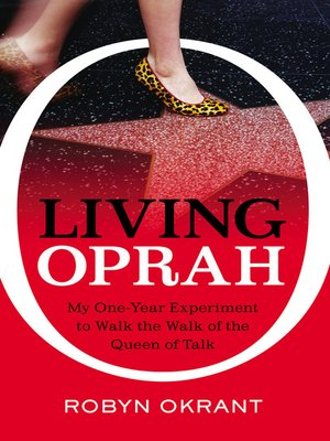 cover image of Living Oprah