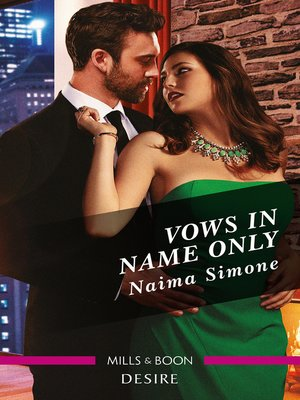 cover image of Vows in Name Only